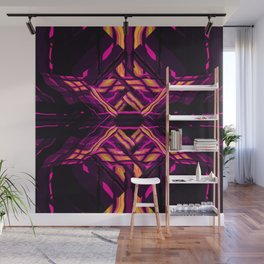 Exotic Visual Aesthetic Art V.1 Wall Mural