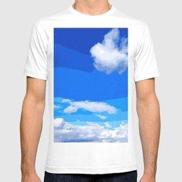 Whispy Sky T-shirt