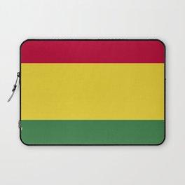 Bolivia flag emblem Laptop Sleeve
