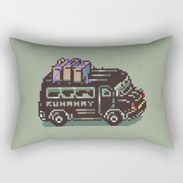 Runaway 5 Van - Mother 2 / Earthbound Rectangular Pillow