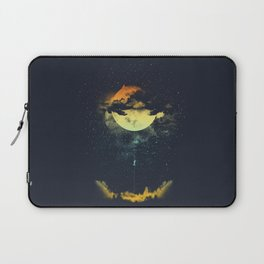 MOON CLIMBING Laptop Sleeve