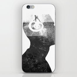 Never Enough iPhone Skin