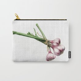 A Bunch of Garlic Carry-All Pouch
