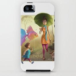 Pet Love iPhone Case