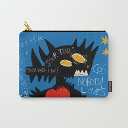 Blue Man Jazz Carry-All Pouch