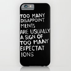 Disappointments /2/ iPhone 6s Slim Case