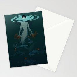 Mermaid 2 Stationery Cards