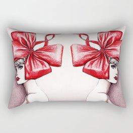 Arturo Rios hat Rectangular Pillow