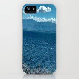 LAGO ENRIQUILLO iPhone Case