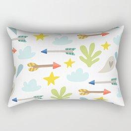 Kids Arrows Rectangular Pillow