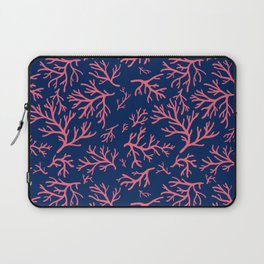 Flotsam Coral Laptop Sleeve