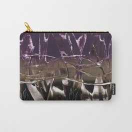 Purple Royale Carry-All Pouch