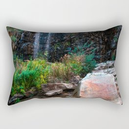 Morialta waterfall Rectangular Pillow