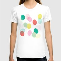 eggs T-shirts featuring Easter Eggs by K&C Design
