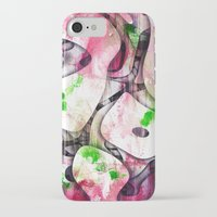soul iPhone & iPod Cases featuring Soul by SensualPatterns