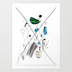 des19 Art Print