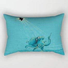 Kite Manta Rectangular Pillow