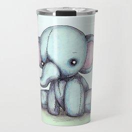 Elephant & Bee Travel Mug