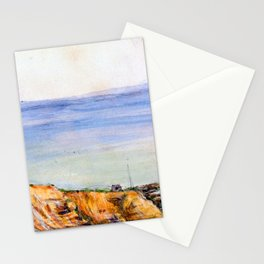 View of Swanage Bay Stationery Cards