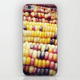 Colorful Corn II iPhone Skin