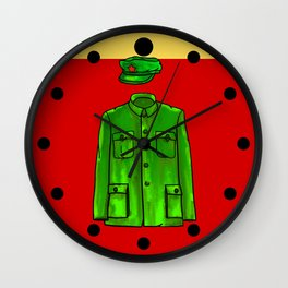 Chairman Mao Wall Clock