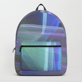 At The Deepest Level Of Abstraction Backpack