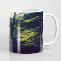 spiritual Mugs featuring Spiritual by LilyMichael Photography