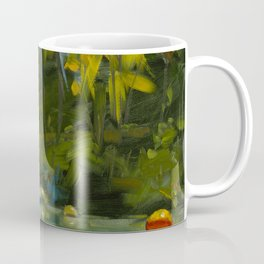 Remembering A Day With Chihuly Coffee Mug