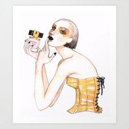 Modern Muse Art Print