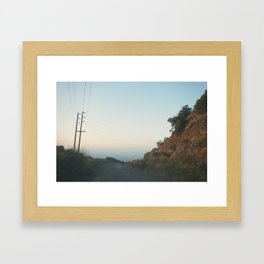 Muholland Framed Art Print