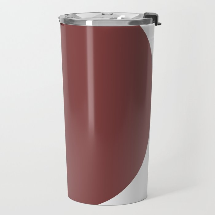 American Brown Travel Mug