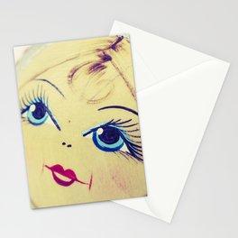Babushka nesting doll Stationery Cards