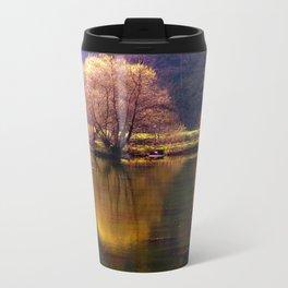 Sea and light Travel Mug