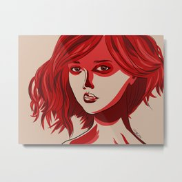 Giselle Metal Print