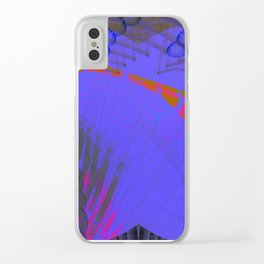 Teslacoil Clear iPhone Case