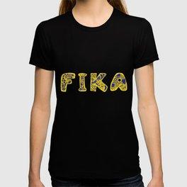 Fika- Folk style T-shirt