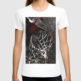 Basketball jam session version 1 T-shirt