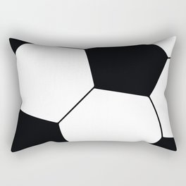 World Cup Soccer Ball - 1970 Rectangular Pillow