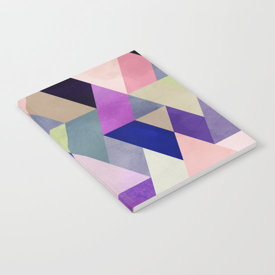 colour + pattern 29 Notebook