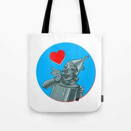 Oil can! Tote Bag