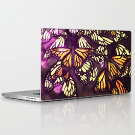 The Monarch (variation) Laptop & iPad Skin