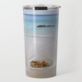 """""""Serenity"""". Looking at the sea.... Travel Mug"""