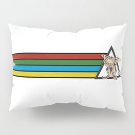 Always Free Banner- Wild World Of Paper Pillow Sham