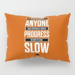 Lab No. 4 Never Discourage Anyone Plato Inspirational Quote Pillow Sham