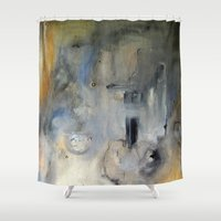 imagerybydianna Shower Curtains featuring take from mine by Imagery by dianna
