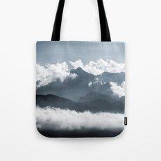 Mountains I Tote Bag