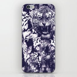 The Tiger Who Came To Tea (and mauled an innocent family) iPhone Skin