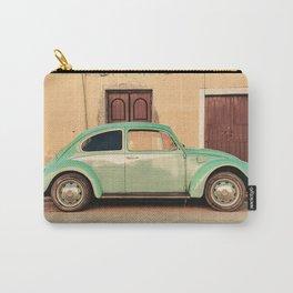 Vintage Beetle (Color) Carry-All Pouch