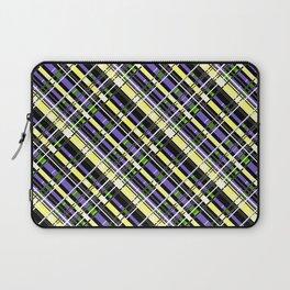 Striped pattern 2 1 Laptop Sleeve
