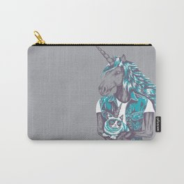 Awkward Unicorn Carry-All Pouch
